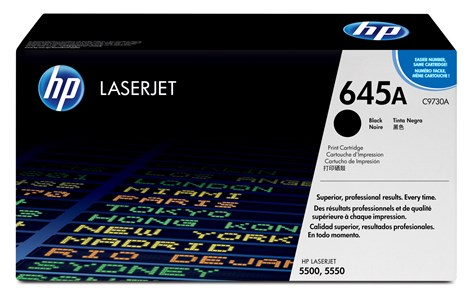 Toner Re manufactured HP C9730A