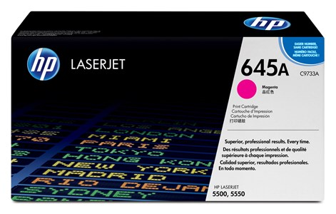 Toner Re manufactured HP C9733A